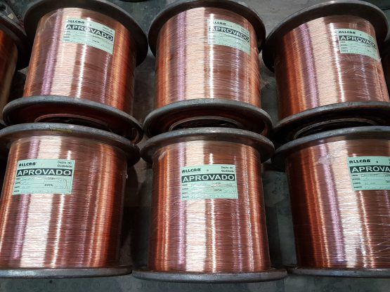 Fios de cobre eletrolítico nu - ALLCAB